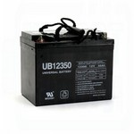 Universal Power Group UB12350 Battery - Universal Battery - 12V 35Ah