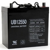 Universal Power Group UB12550 (Group 22NF) Battery - Universal Battery - 12V 55Ah [Electronics]
