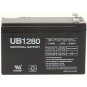 Universal Power Group UB1280 Sealed Lead Acid Batteries