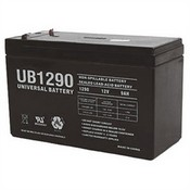 Universal Power Group UB1290 12 Volt 9 Ah Sealed Lead Acid (AGM) Battery
