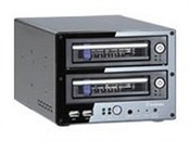 Usa Vision 84-LX4D2-200U Compact DVR V3 Regular Version H.264 2 HDD Bays 4 Channels