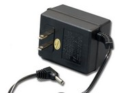 USP AC-2P, AC/DC Adapter with Plug, 12 VDC, 500ma, Approximately 5' Cord