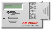 USP AD2000-F, Auto Voice Dialer with 4 VMZ's
