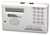 USP AD2000, Auto Voice Dialer with 4 VMZ's, 4 Input Channels