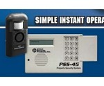 United Security Products PSS45 Portable Autodialer With A Motion Detect