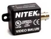 Nitek VB37F Video Balun Transceiver- Up To 1000'
