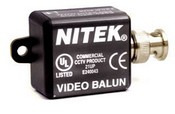 Nitek VB37M Video XNSRCVR 1000' Male Connection