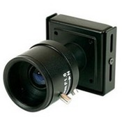 Videocomm CCD47CVF 420 Resolution Color 4-9 MM Varifocal CCD Camera