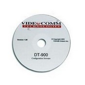 Videocomm Technologies DT900CDM Dt-900 Com. Software & Manual