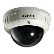 CNB VFL-20S, Monalisa Outdoor Dome (85mm) - 600TVL, 3-AXIS, 3.8MM Fixed Lens, 0.05LUX, DNR, Surface Mount Only