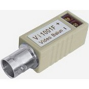 Vigitron VI1001F Passive Transceiver, Female BNC, W/ Surge Protection