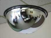 Vision Metalizer DPB1800 Inc Mirror, Full Dome, Acrylic, 18 In