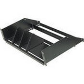 VMP ER-8RS-A Adjustable 8 Receiver Rack Shelf