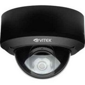 Vitek VTD-A4F-VB, Alpha Series 620TVL Outdoor fixed 3.6mm Vandal Dome w/WDR - Blk