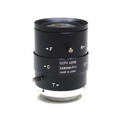 Vitek VTL-3580 3.3-8.0mm Manual Iris Lens F1.4