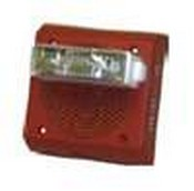 Cooper Wheelock MTWP-24MCWH-FR - 24vdc Selectable 135/185 Cd, Red