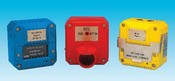 Cooper Wheelock PBUL4C6C4DSN7R BG and PB Fire Alarm Call Points, Hazardous Location