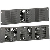 Winsted G8592 Rackmountable Dual Cooling Fan (Pearl Gray)