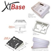 Xt Plastics XTBASE Desktop Mounts Base For Simon Xt