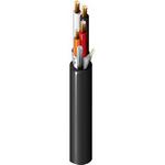 Belden 1526A 01010000 | Inst, 1 Tri #20 Str BC, PVC Ins E1, OS, Blk PVC Jkt, 300V PLTC-ER ITC-ER CMG