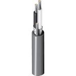 Belden 8719 0605000   Electronic, 2 C #16 Str TC, PE Ins, OS, PVC Jkt, CM