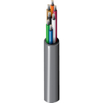 Belden 8467 0601000   Electronic, 7 C #18 Str TC, PVC Ins, PVC Jkt, CMG