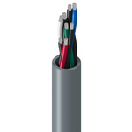 Belden 9157 0601000   Electronic, 4 Pr #18 Str TC, PVC Ins, PVC Jkt, CMG