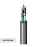Belden 8627 0601000   Electronic, 4 C #14 Str TC, PVC Ins, PVC Jkt