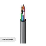 Belden 8469 0605000   Electronic, 9 C #18 Str TC, PVC Ins, PVC Jkt, CMG