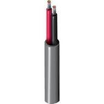 Belden 8205 0605000   Electronic, 2 C #20 Str TC, PVC Ins, PVC Jkt, CMG