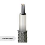 Belden 30802 009250   Lead Wire, #2 Str TC, Silicone Ins, Fiber Glass Jkt, AWM 3125