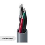 Belden 8690 0601000   Electronic, 3 Pr #18 Str TC, PVC Ins, PVC Jkt, CMG