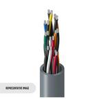 Belden 9161 0601000   Electronic, 8 Pr #18 Str TC, PVC Ins, PVC Jkt, CMG