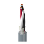 Belden 9493 0605000 | High Perform Instr, 1 Tri #18 Str TC, PVC Ins E1, PVC Jkt, PLTC-ER
