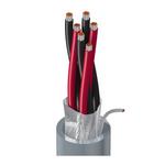 Belden 9513 0605000 | High Perform Instr, 3 Pr #22 Str TC, PVC Ins E2, OS, PVC Jkt, PLTC-ER