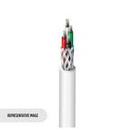 Belden 83335E 0091000   Electronic, 3 C #20 Str SPC, TFE Ins, OA SPC Brd, TFE Jkt, MIL-W-16878/4 (Type E)