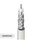 Belden 3094A F2V1000 | ControlBus, Coax RG-11, #14 Sol BCCS, FPE Ins, QUAD AL Shld, PVC Jkt, CMR
