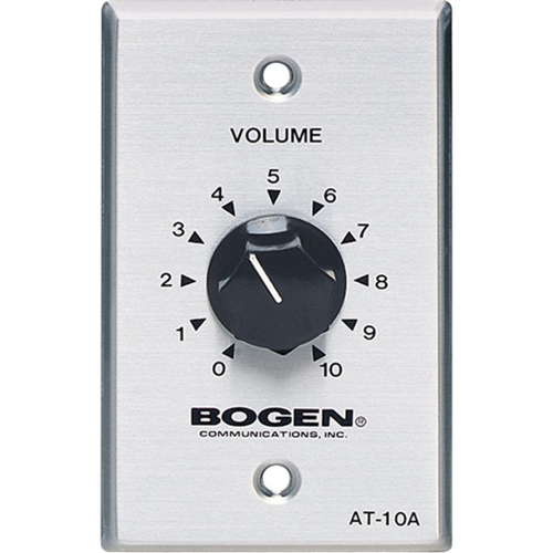 Bogen Communications AT10A | 10 Watt Attenuator