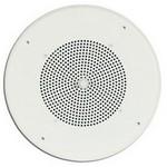 Bogen Communications S810T725PG8UVR   Spkr W/Bright White Grill