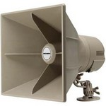 Bogen Communications SAH30   24v High-Efficiency, Digital Switching, Amplified Horn, 30w