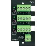 Bogen Communications ZX3   3-Zone Expansion Module