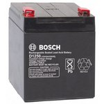 Bosch D1250   12 V sealed lead-acid battery for standby and auxiliary power