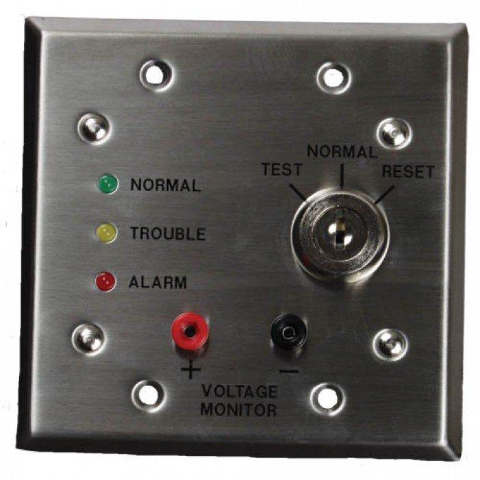 Bosch D344-RT   Remote Test/indicator Plate, 24V