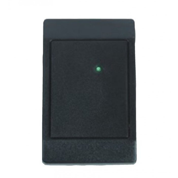 Bosch D8224-SP   Low-profile proximity card reader: provides Wiegand or magnetic stripe compatibility and an indoor and outdoor design