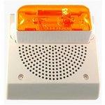 Bosch ET70WPA2475W-NW | Speaker/Strobe, Amber Lens, 75cd, 24V