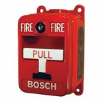 Bosch FMM-100SAT2CKEX   Explosion-proof Manual Station, Red