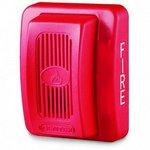 Bosch GEH24-R | Horn, 24 VDC, Red
