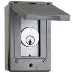 Camden Door Controls CI-1050CP - CONTROLLER - SURFACE, SINGLE GANG