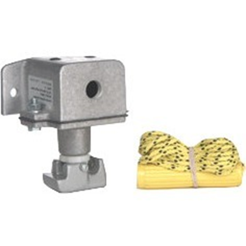 Camden Door Controls CI-WPS1 | Ceiling/Wall Pull Switch, 360 Degree Rotating Arm, Pivoting Cam, SPST Momentary