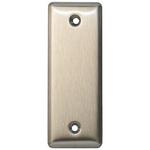 Camden Door Controls CM-23CP - LOCK - NARROW/JAMB STAINLESS STEEL